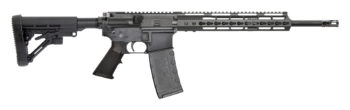 AR-15 Rifle CHS-1 Black Patrol Rifle