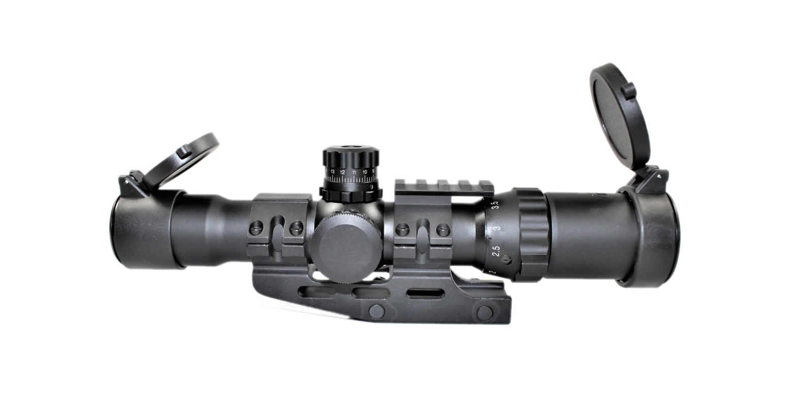 cbc-optic-assault-series-scope-combo-1-4x28-micro-red-dot-p4-sniper