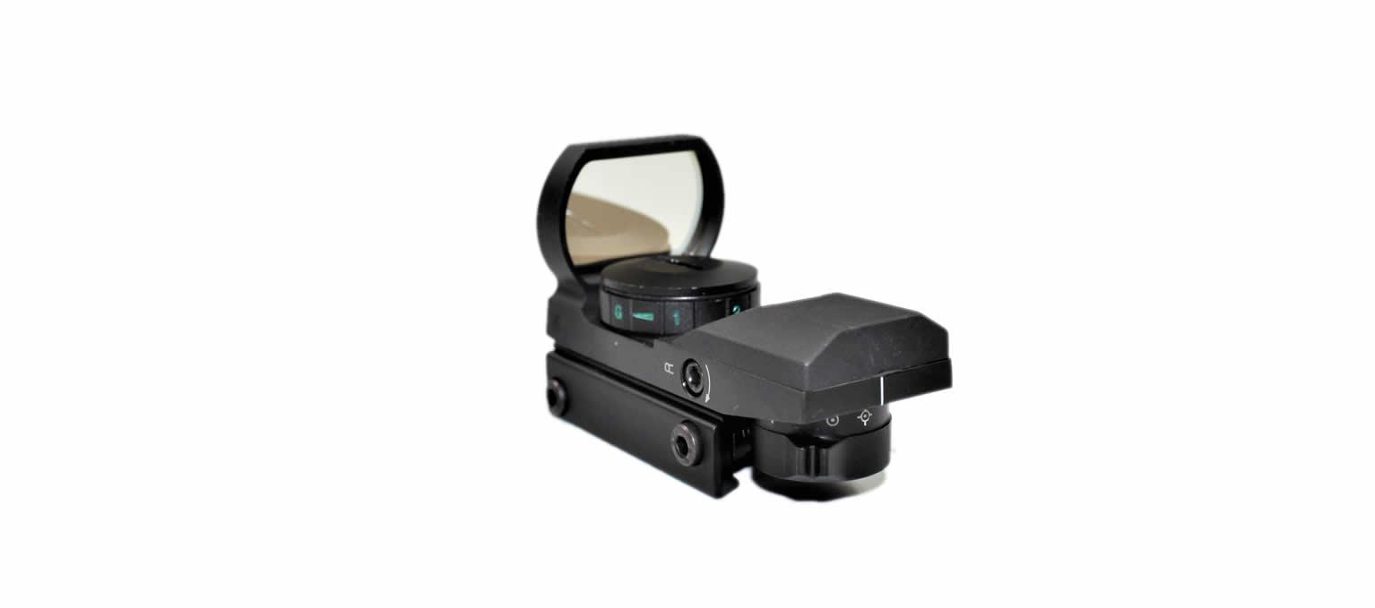 CBC Optic - Reflex 4 Reticle Sight 3
