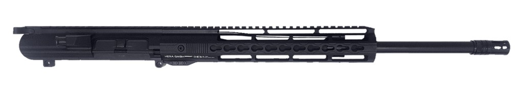 ar 10 complete upper assembly w bcg chh 20 308 win 15 hera arms keymod ar 10 handguard rail