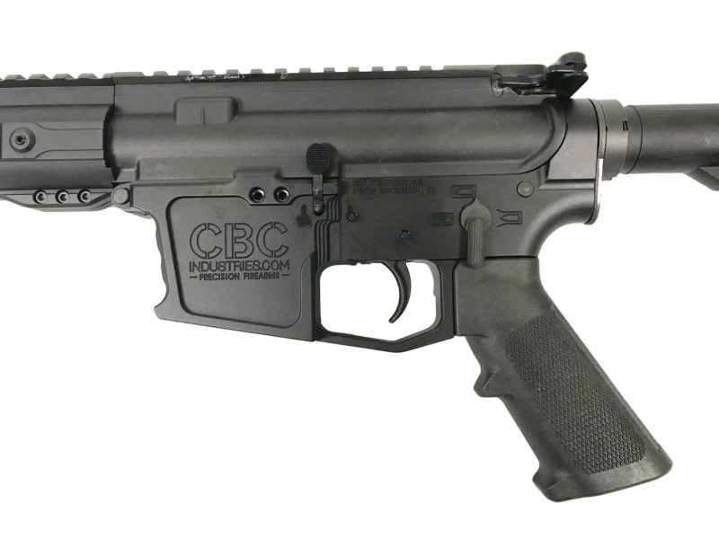 ar 15 9mm complete cbc industries pistol 16 3