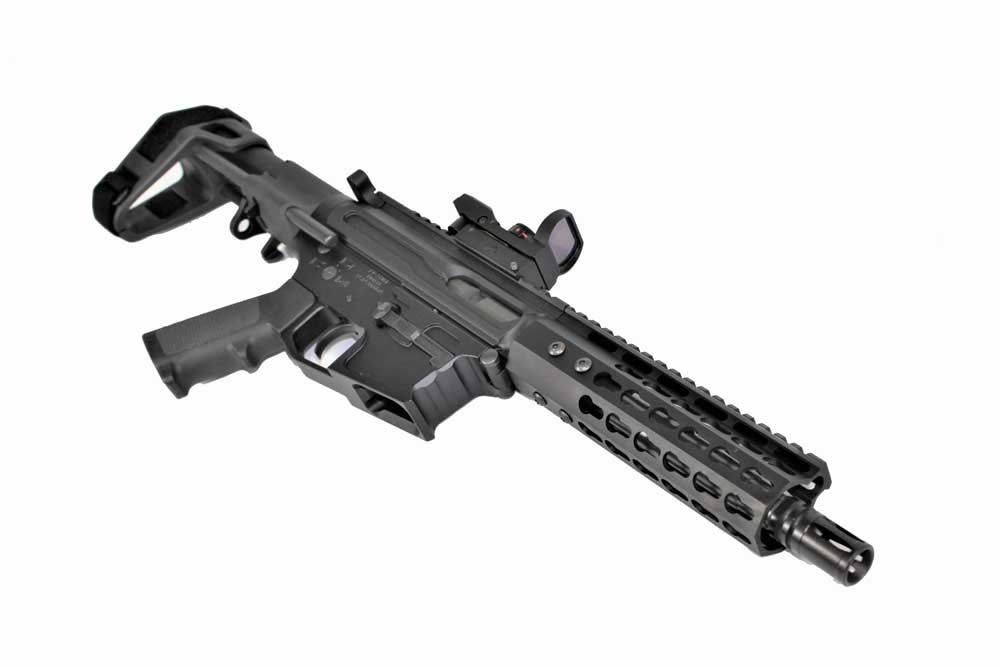 AR-9 Rifle Complete