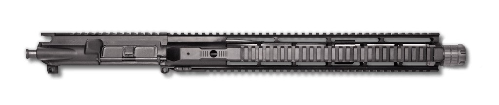 ar 15 blemished upper assembly 14 5 223 5 56 1 8 pinned welded linear compensator 15 hera arms irs handguard rail