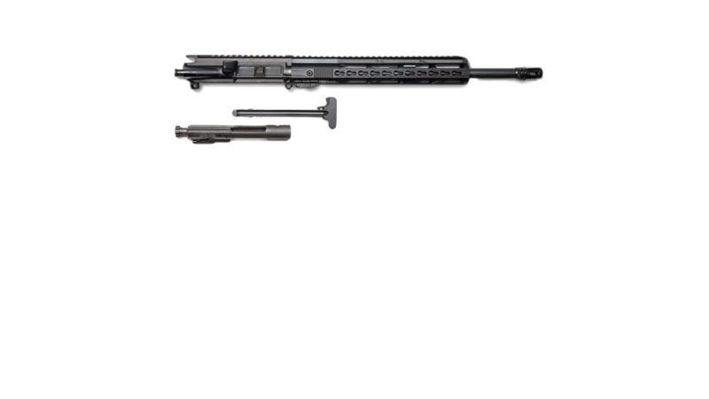 ar 15 blemished upper assembly 16 223 5 56 1 8 12 hera arms keymod ar 15 handguard rail bcg and chh