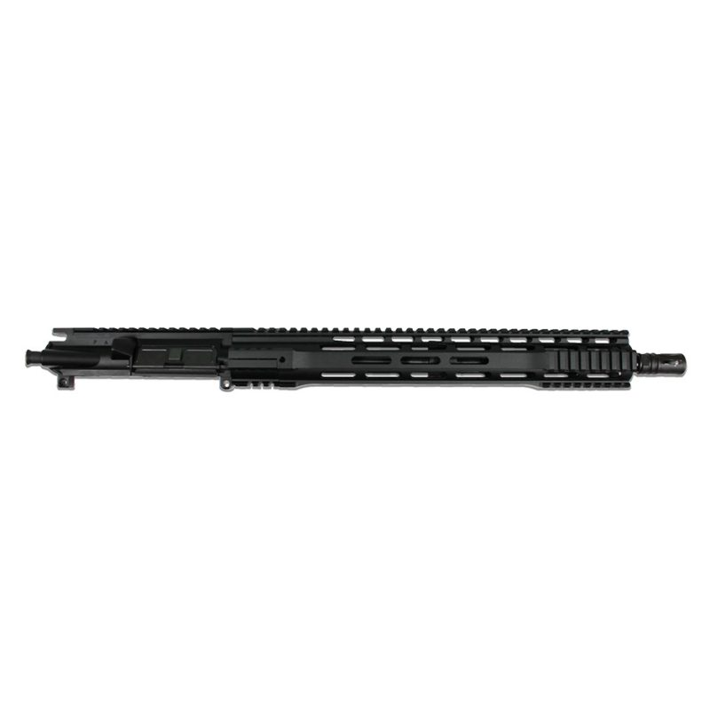 ar 15 blemished upper assembly 16 223 5 56 1 8 15 cbc arms gen 3 m lok ar 15 handguard rail