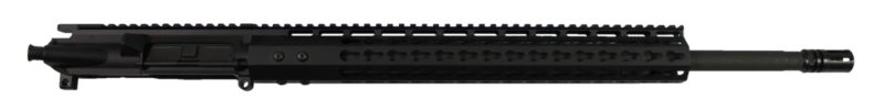 ar 15 blemished upper assembly 20 223 5 56 15 cbc arms gen 2 keymod ar 15 handguard rail
