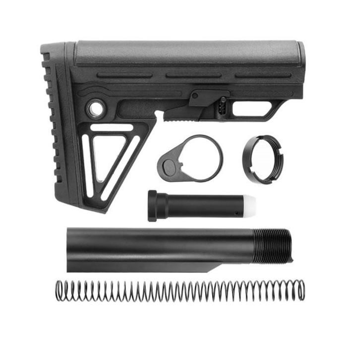 AR-15 Buttstock Kit Trinity Force Alpha