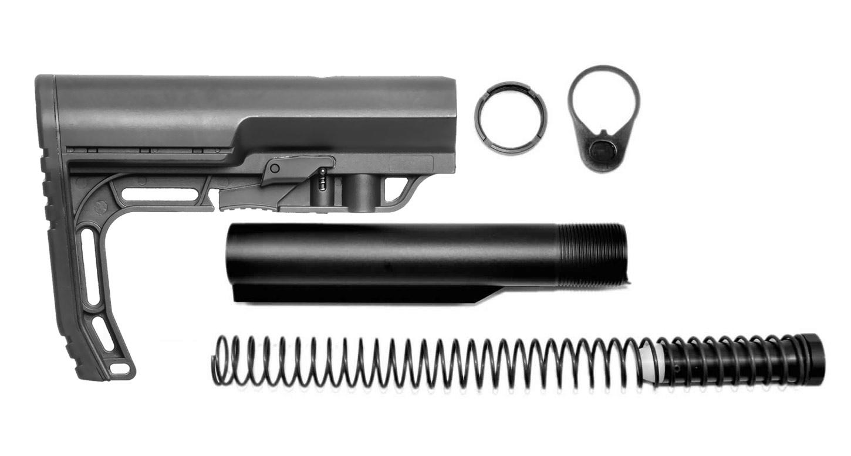 ar-15-buttstock-minimalist-stock-with-buffertube-kit-1