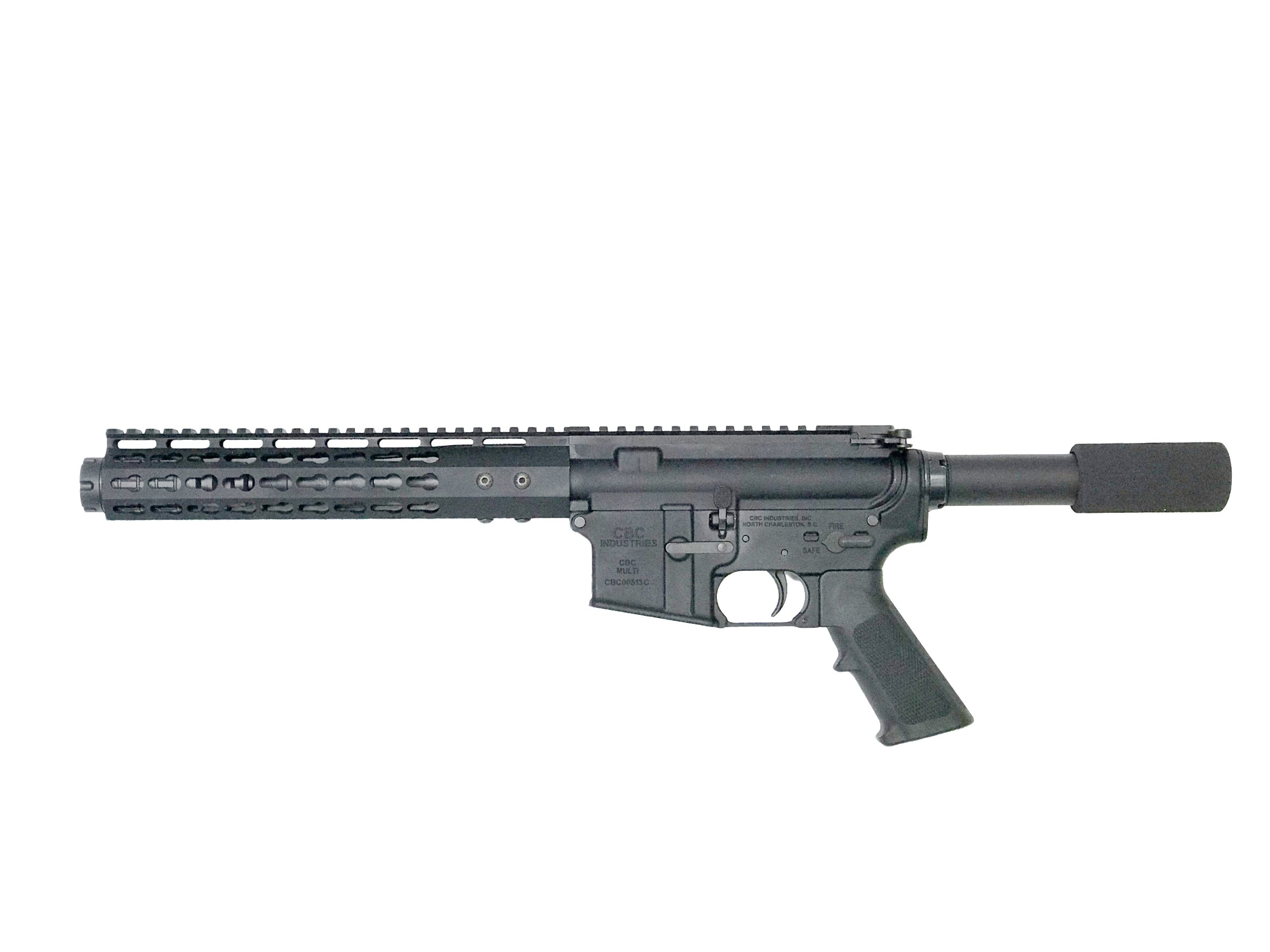 ar 15 complete pistol with hera arms linear comp cbc industries pistol cbcp3