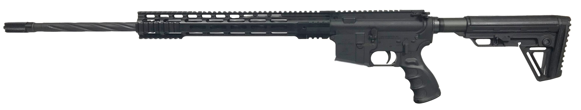 ar 15 complete rifle cbc industries 24 inch 223 wylde m lock lightweight rifle