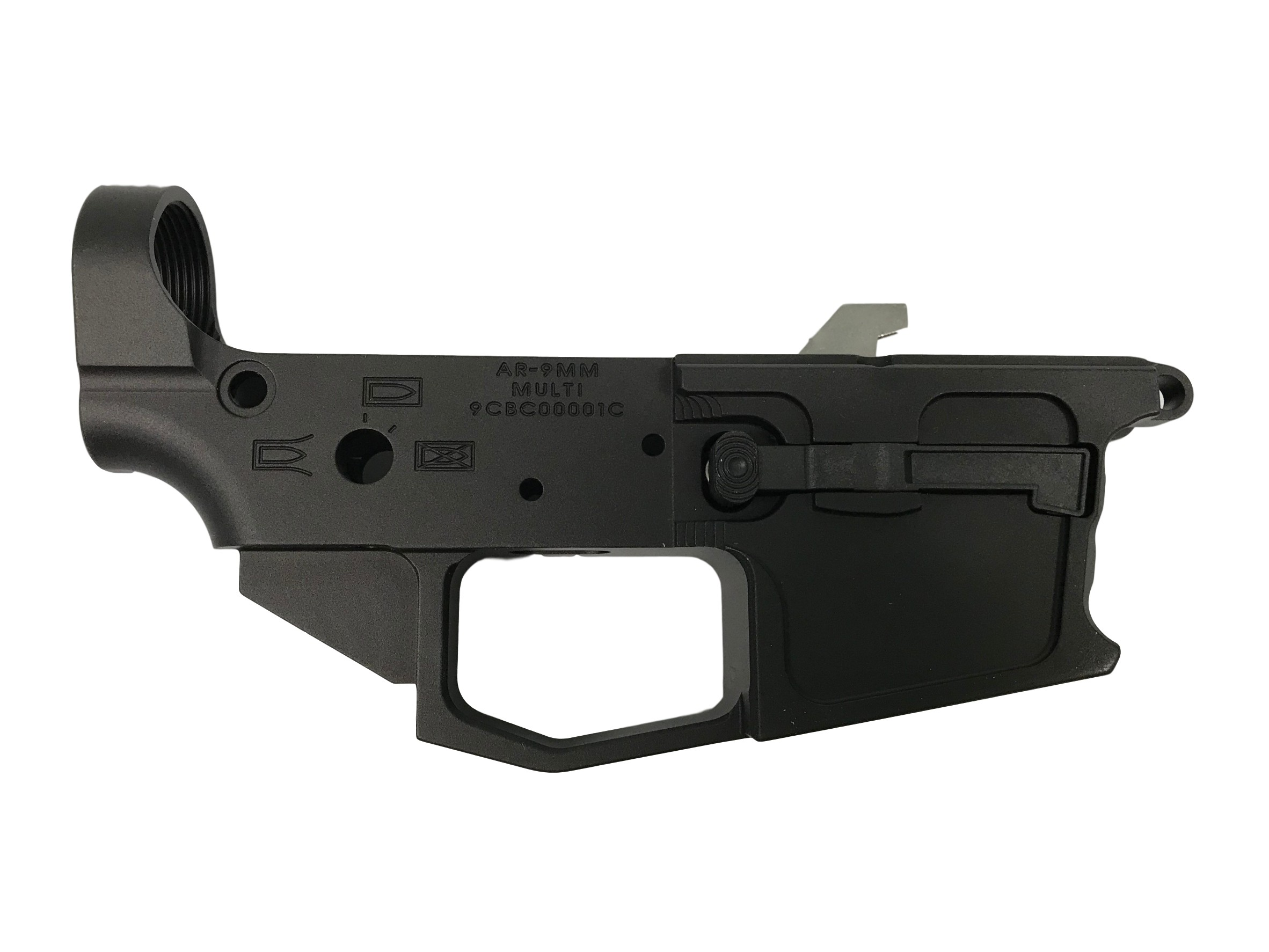 ar-9 glock style lower 2