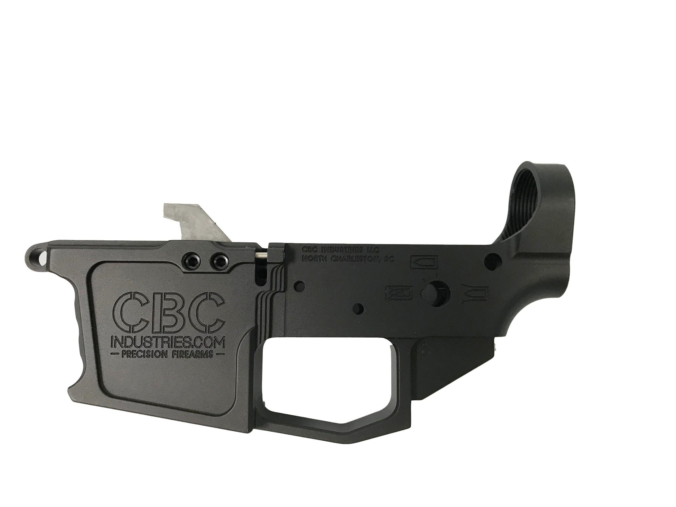 ar-9 glock style lower