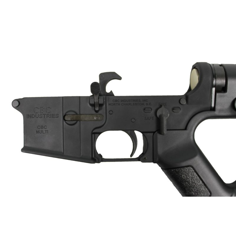 ar 15 lower cbc industries complete lower cqr buttstock 2