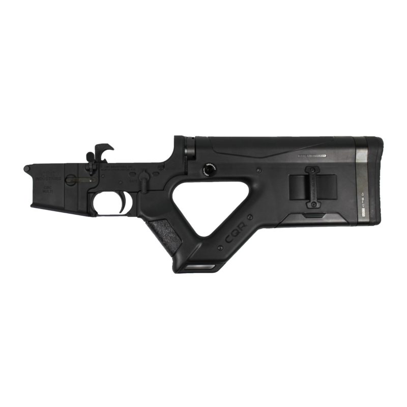 ar 15 lower cbc industries complete lower cqr buttstock