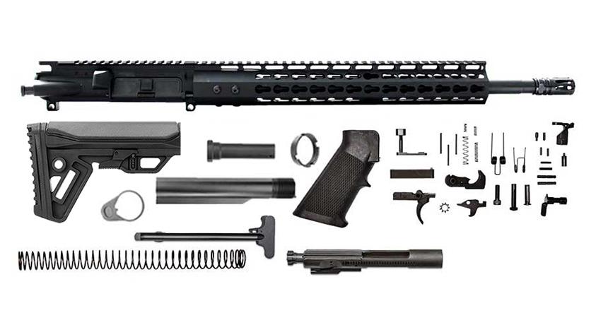 Ar-15 Rifle Kit   300 Aac    1 8    13 U0026quot  Cbc Arms Gen 2