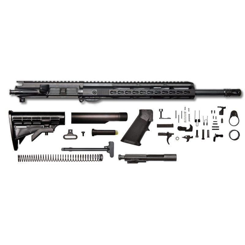 ar 15 rifle kit 16 7 62 x 39 upper assembly 12 hera keymod bolt carrier group charging handle ar 15 buttstock kit ar 15 lower parts kit