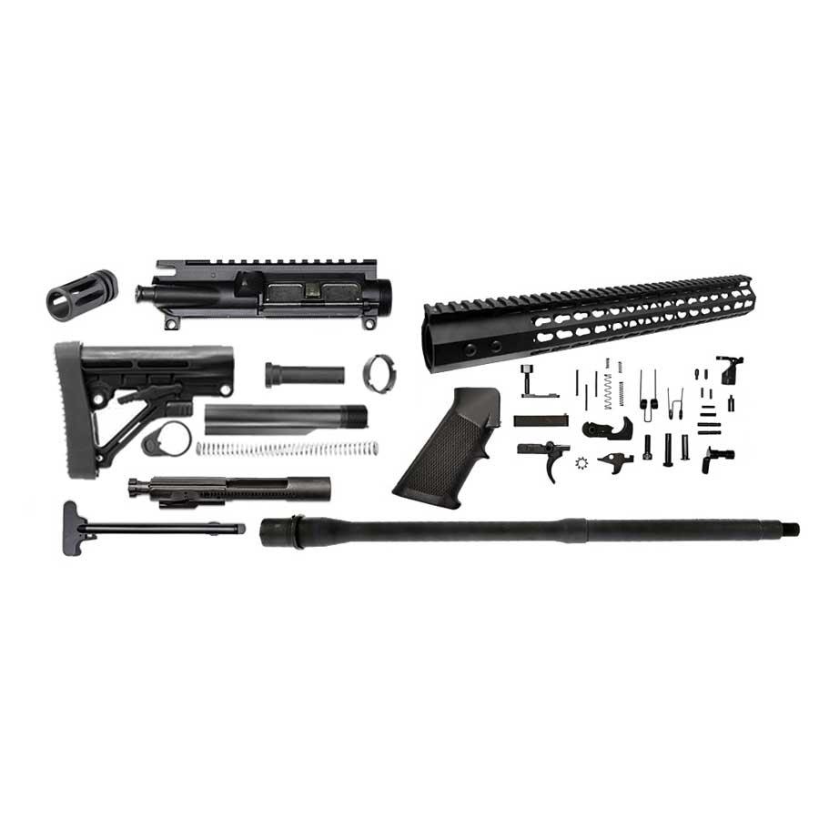 AR-15 Unassembled Rifle Kit - 16