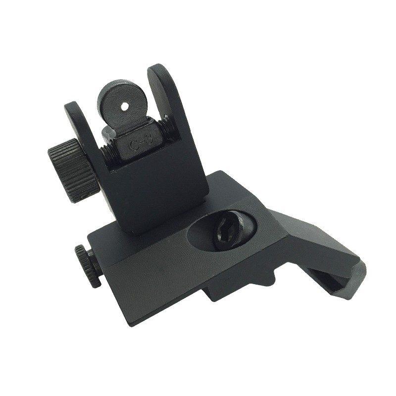 ar 15 sights iron sight gunner 45 degree offset ar 15 iron sight 3