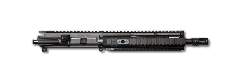 ar 15 upper assembly 10 5 300 aac 1 8 9 hera arms irs unmarked ar 15 handguard rail