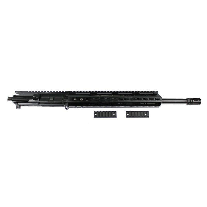 ar 15 upper assembly 16 223 5 56 1 8 12 cbc arms tactical keymod ar 15 handguard rail with keymod attachment