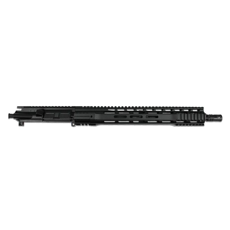 ar 15 upper assembly 16 223 5 56 1 8 15 cbc arms gen 3 m lok ar 15 handguard rail with bch and chh