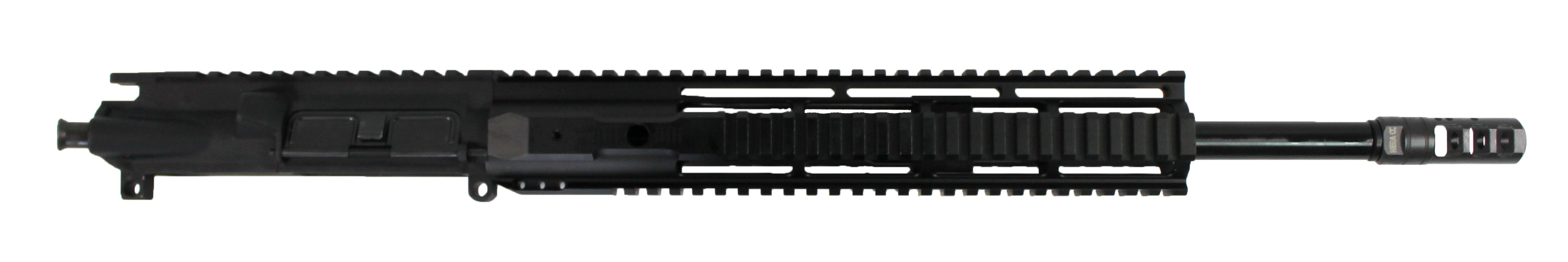 ar 15 upper assembly 16 223 5 56 1 8 hera competition compensator 12 hera arms irs handguard rail