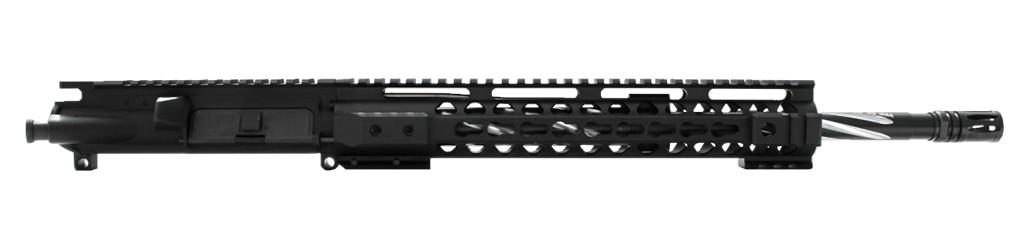 ar 15 upper assembly 16 223 5 56 ss bear claw free mag 12 cbc keymod ar 15 handguard rail