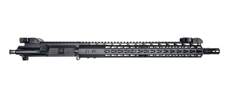 ar 15 upper assembly 16 300 aac blackout sight 150 550 15 cbc keymod ii ar 15 handguard rail 2