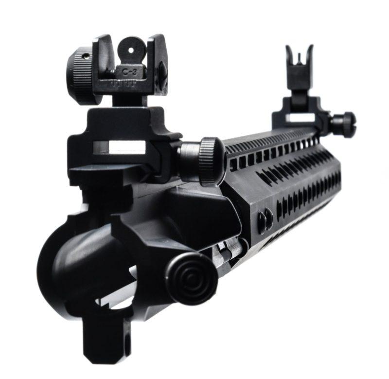 ar 15 upper assembly 16 300 aac blackout sight 150 550 15 cbc keymod ii ar 15 handguard rail