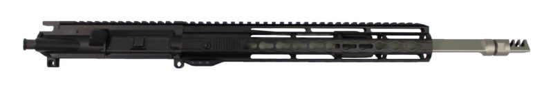 ar 15 upper assembly 16 300 aac high precision triton barrel 12 hera arms keymod unmarked ar 15 handguard rail