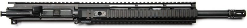 ar 15 upper assembly 16 5 56 x 45 1 9 12 hera arms quad ar 15 handguard rail 2