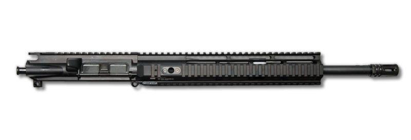 ar 15 upper assembly 16 5 56 x 45 1 9 12 hera arms quad ar 15 handguard rail