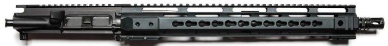 ar 15 upper assembly 16 5 56 x 45 1 9 15 cbc arms keymod ar 15 handguard rail 2