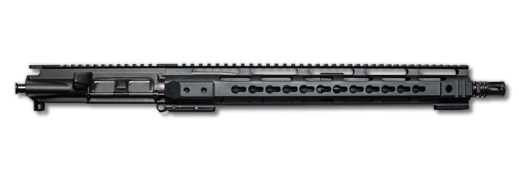 ar 15 upper assembly 16 5 56 x 45 1 9 15 cbc arms keymod ar 15 handguard rail