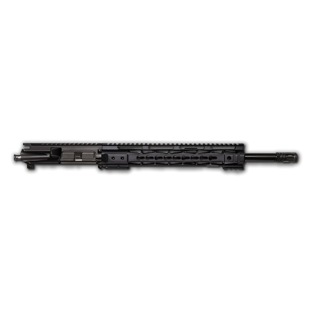 ar 15 upper assembly 16 5 56x45 1 9 12 cbc arms keymod handguard rail