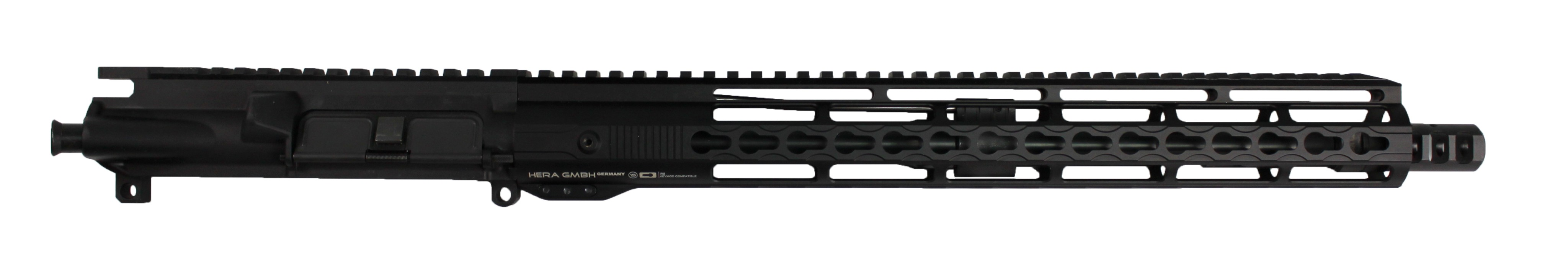 ar 15 upper assembly 16 m4 5 56 x 45 1 7 15 hera arms keymod ar 15 handguard rail