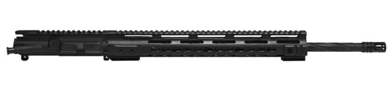 ar 15 upper assembly 20 223 5 56 spiral flute 15 cbc keymod ar 15 handguard rail