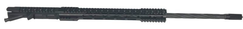 ar 15 upper assembly 24 223 5 56 1 8 spiral flute 15 cbc arms gen 3 m lock ar 15 handguard rail