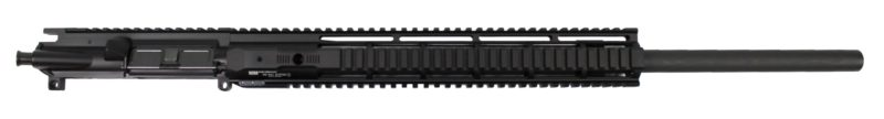 ar 15 upper assembly 24 223 5 56 bull barrel no fluting 15 hera arms irs ar 15 rail