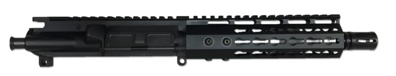ar 15 upper assembly 7 5 223 5 56 7 cbc keymod ar 15 handguard rail