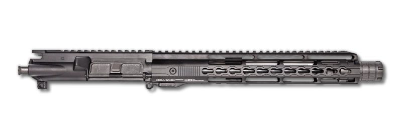 ar15 10 5 300aac blk upper assembly 12 hera arms rail linear comp