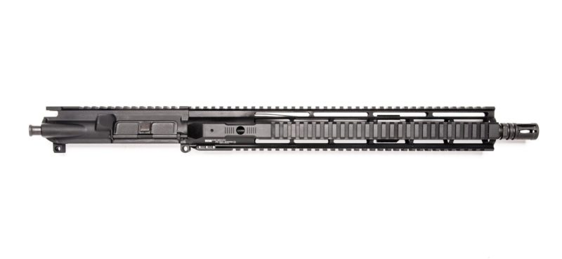 ar15 16 300aac blk upper assembly 15 hera arms rail 2