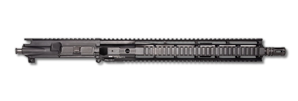 ar15 16 300aac blk upper assembly 15 hera arms rail