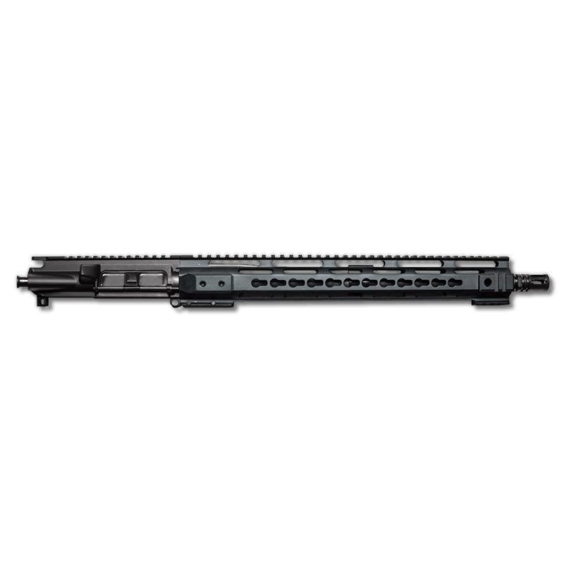 ar15 16 5 56x45 upper assembly 15 cbc arms rail
