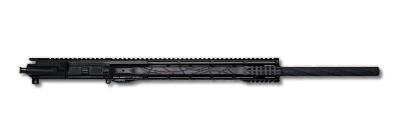 ar15 24 upper assembly 223 5 56 spiral flute 15 hera arms hybrid rail