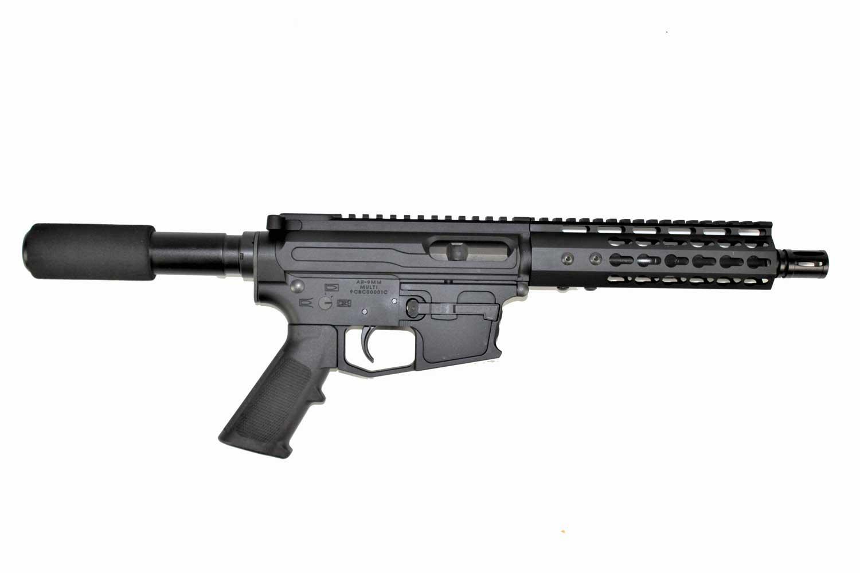AR-9 9mm Complete CBC Industries Pistol 7 5