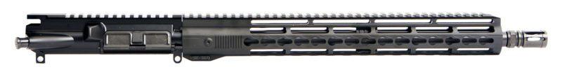 "AR-15 Upper Assembly - 16"" / .223 | 5.56 / 1:8 / 15"" Hera Arms Keymod Unmarked AR-15 Handguard / Rail"