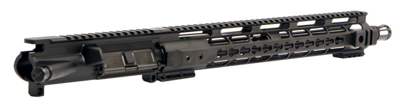 "16"" AR-15 Upper Assembly with 15"" CBC Keymod Hanguard"