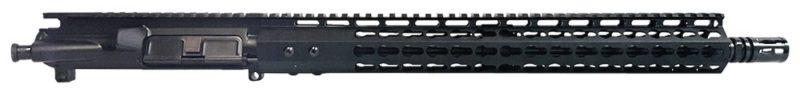 blemished ar 15 upper assembly 16 300 blackout 15 cbc arms keymod gen 2 ar 15 handguard rail