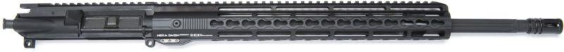 blemished ar 15 upper assembly 20 223 5 56 straight flute 15 hera arms rail keymod ar 15 handguard rail 2